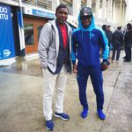 Second Black Stars deputy coach Maxwell Konadu takes working visit to Mubarak Wakaso at Deportivo Alaves