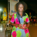 Priscilla Adubea: Ampem Darkoaa striker is 2017 SWAG Female Footballer of the Year