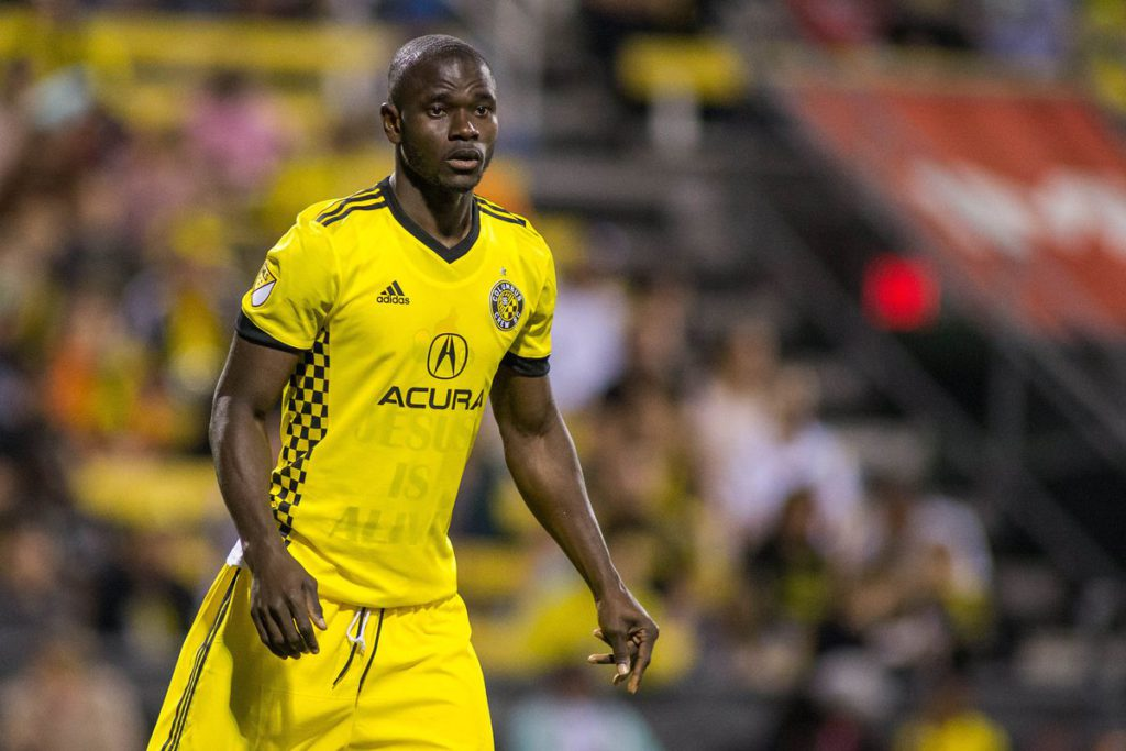 Jonathan Mensah sets sights on MLS playoffs with Columbus Crew