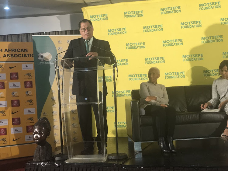 SAFA boss Danny Jordaan says support for Morocco's 2026 World Cup bid not yet decided