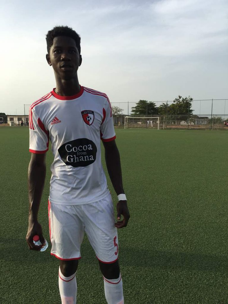 EXCLUSIVE: WAFA defender Konadu Yiadom earns Black Satellites call up