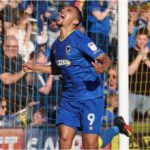 Ghana striker Kwesi Appiah scores again for AFC Wimbledon in victory over Brighton