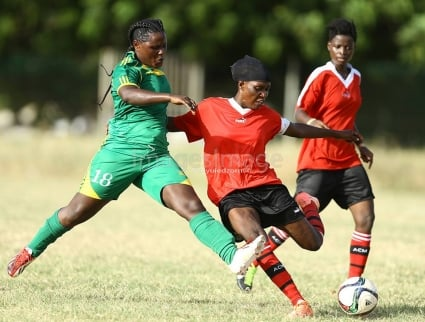 The threat of Covid-19 on women's football in Ghana