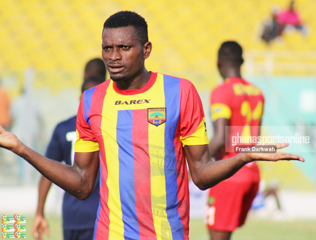 I will always be grateful to Accra Hearts of Oak- Leonard Tawiah