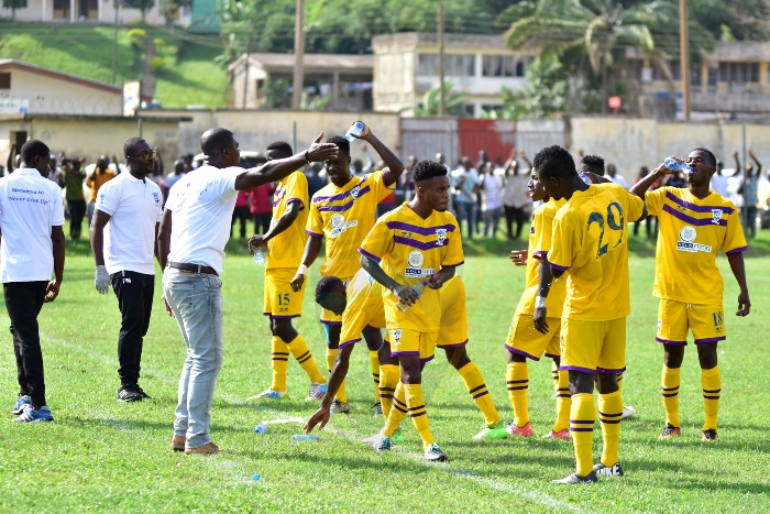 Match Report: Medeama 4-1 Wa All Stars- Rampant Medeama demolish Wa All Stars in Tarkwa