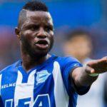 Mubarak Wakaso rues Deportivo Alaves inability to win games after Espanyol humbling