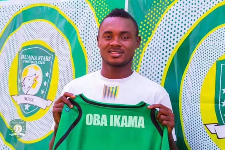 Oba Ikama Ulitch: Congolese ace scores and wins Man of the Match on Aduana Stars debut