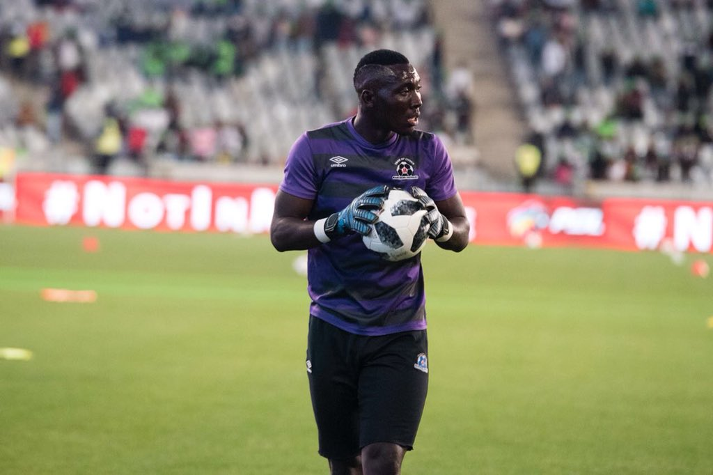 Richard Ofori and Maritzburg United miss out on Nedbank final to Mohammed Anas Free State Stars