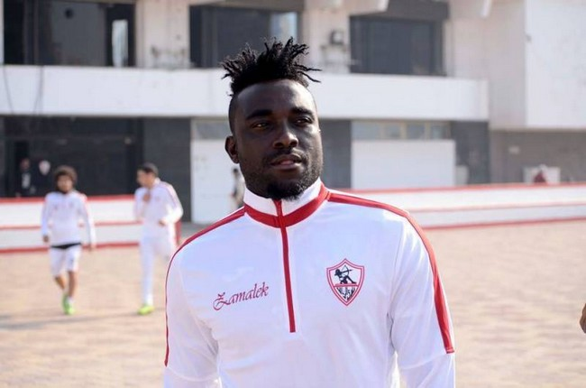Etoile du Sahel reject swap deal for Zamalek striker Nana Poku