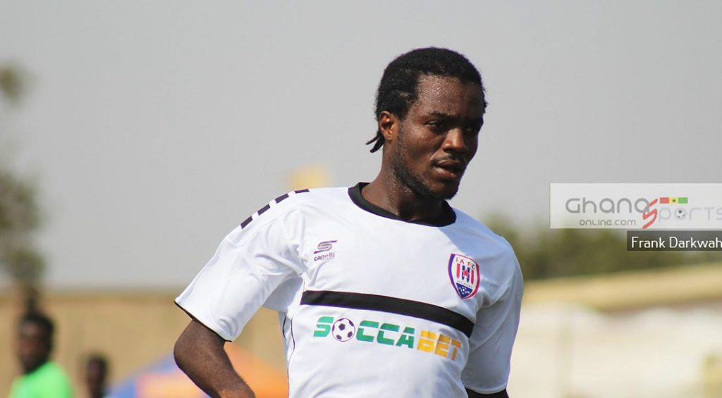 Match Report: Inter Allies 1-0 Hearts of Oak - Richmond Lamptey's first half strike keeps Capelli Boys' perfect home record intact