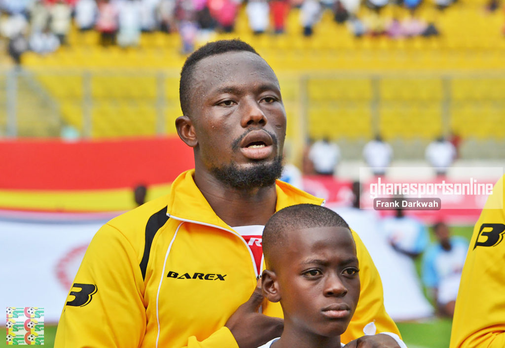 Saddick Adams reveals plan to end career with Tano Bofoakwa