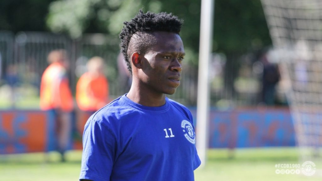 Black Satellites midfielder Saliw Babawo confident of AYC qualification