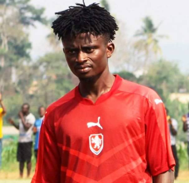 Bekwai Youth Football Academy defender Samuel Frimpong on Kotoko radar