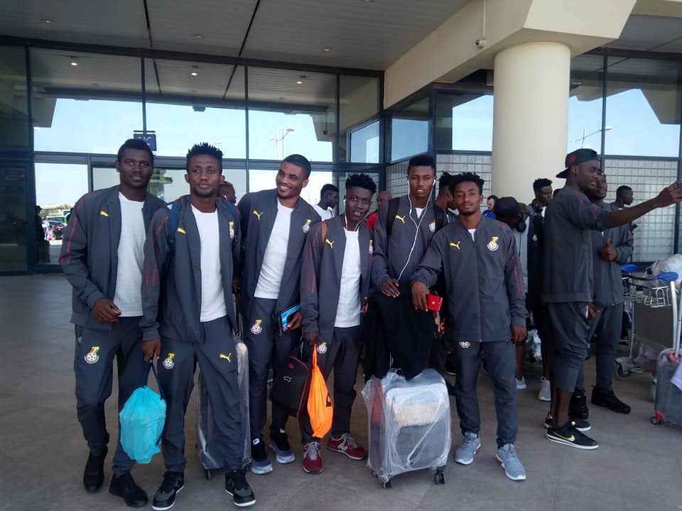 Black Satellites draw Benin in final 2019 Africa U20 Cup of Nations qualifier