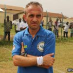 Berekum Chelsea coach Svetislav Tanasejivec content with draw against Elmina Sharks