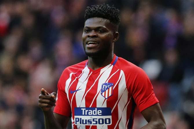 Italian giants Inter Milan target Ghana midfielder Thomas Partey