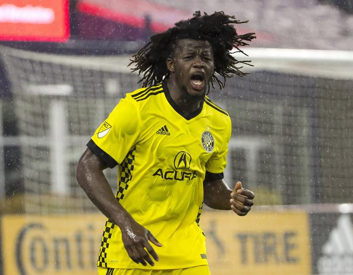 Ghanaian defender Lalas Abubakar's late goal secures win for Columbus Crew in MLS