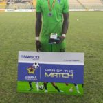 Bechem United star Hafiz Wontah Konkoni named player for the Month of April