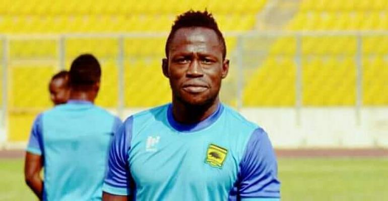 Elmina Sharks want Kotoko striker Yakubu Mohammed on loan for the rest of season