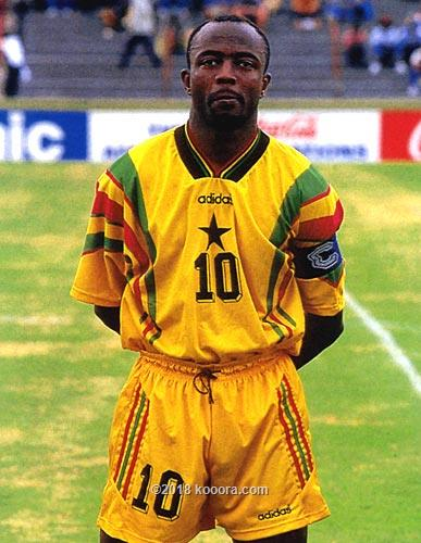 FEATURE: Ghana legend Abedi named among stars who did not participate in the World Cup