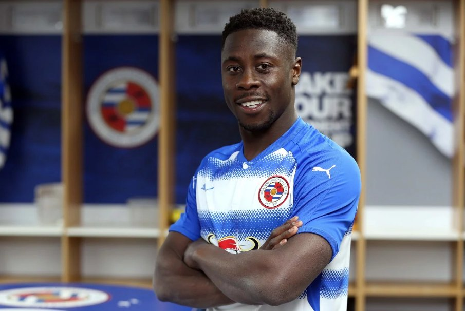 OFFICIAL: Ghana defender Andy Yiadom joins Championship side Reading on four-year deal