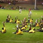 PHOTOS: Black Stars complete final training ahead of Japan clash