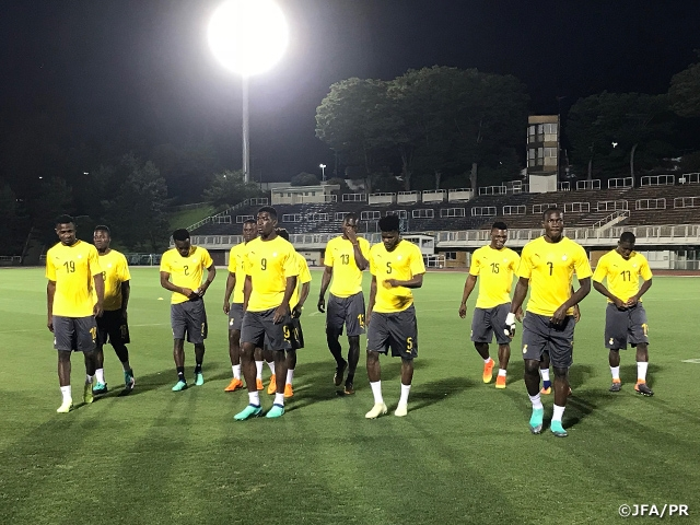 Black Stars coach Kwesi Appiah anticipates tough test against Japan