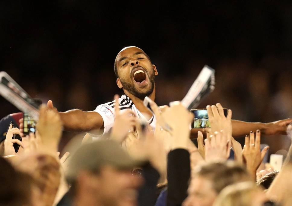 Joy for Denis Odoi, agony for Adomah as Fulham FC pip Aston Villa to win EPL promotion