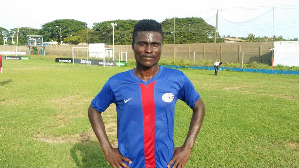 OFFICIAL: Edwin Tuffour-Frimpong completes Liberty Professionals return