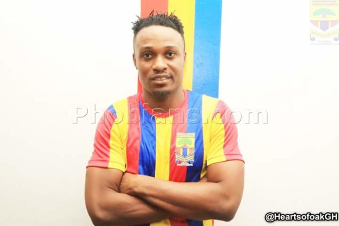 Goalkeeper Ernest Sowah calls for massive support from Hearts of Oak fans