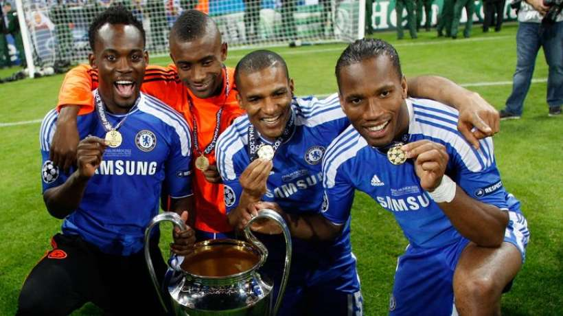 Ghana with the highest number of African winners of UEFA Champions League