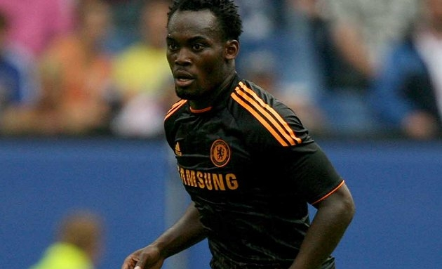 Ghana ace Michael Essien joins Chelsea legends for Inter Milan clash