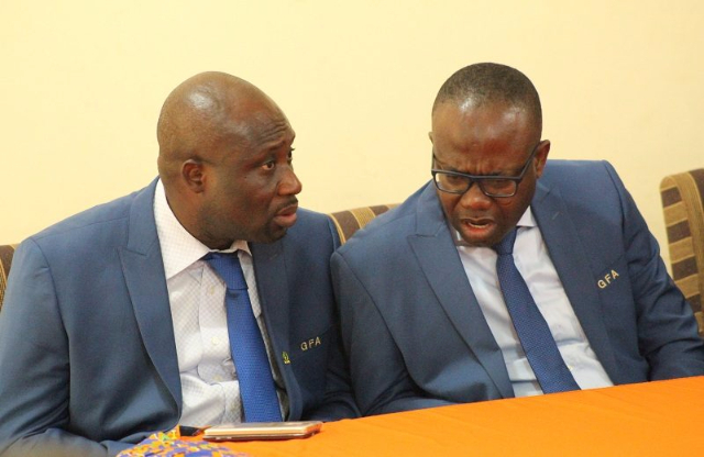 BOMBSHELL: George Afriyie was sacked over 'malicious lies' against Ghana FA President – Yankah