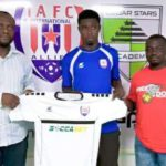 Ex-Heart of Lions striker Emmanuel Hammond excited after joining Inter Allies