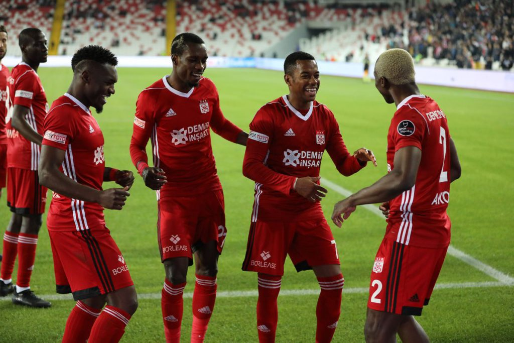 John Boye scores as Sivasspor share spoils with Alanyaspor