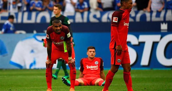 Kevin-Prince Boateng entreats Eintracht Frankfurt to keep focus ahead of DFB Pokal clash against Bayern Munich