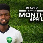 Leonard Owusu named Dreams FC Player of the Month for April