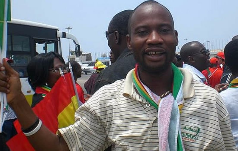 Former Asante Kotoko PRO Listowell Yesu Bukarson to organize 'Save Ghana Football Now' demonstrations