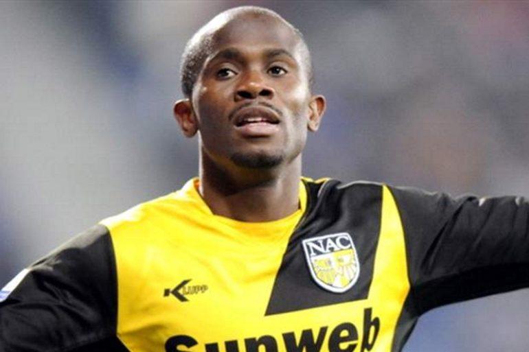 Matthew Amoah returns to NAC Breda for invitational match