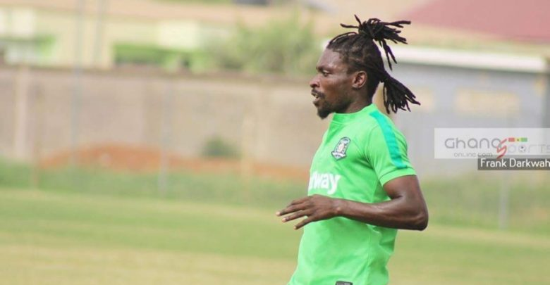 Aduana Stars defender Paul Aidoo anticipates tough battle against Raja Casablanca