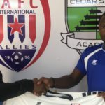 New Inter Allies signing Prince Appiah insists he made the right move by joining the club