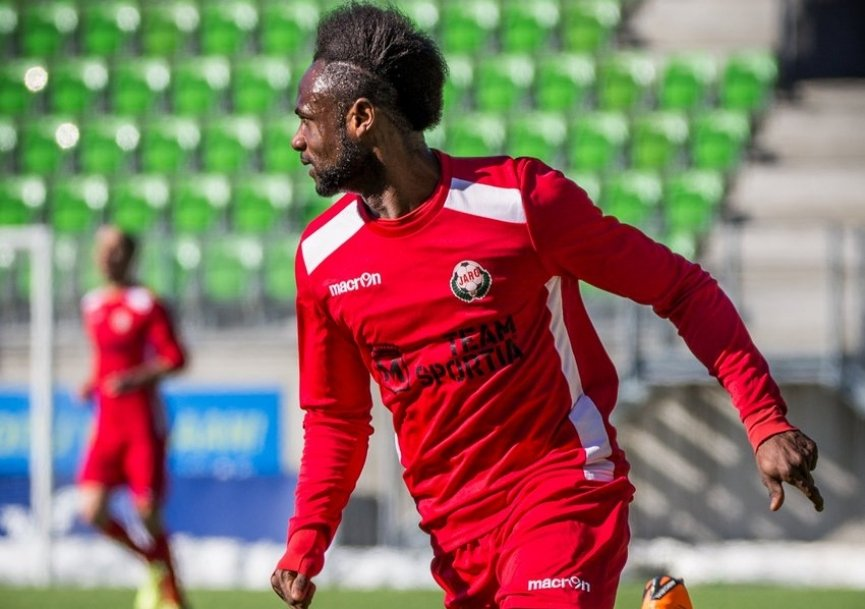 Seth Paintsil grabs brace for FF Jaro in big win over AC Kajaani
