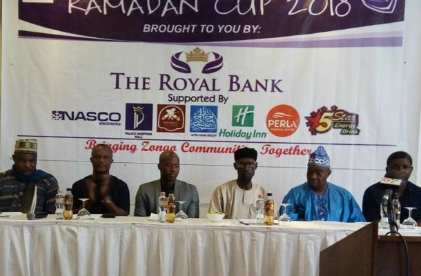 2018 Sheikh Sharubutu Ramadan Cup officially launched
