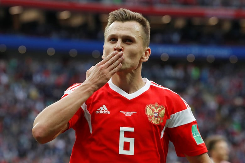 Match Report: Russia 5-0 Saudi Arabia - Cheryshev hits brace as impressive hosts win World Cup opener