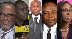 Takyi Arhin lambastes 'blue kiosk' government's 5-member interim committee to reform Ghana football