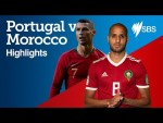 PORTUGAL V MOROCCO HIGHLIGHTS - FIFA World Cup