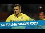 LaLiga Santander en el Mundial: Rusia
