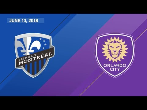 HIGHLIGHTS: Montreal Impact vs. Orlando City SC | June 13, 2018