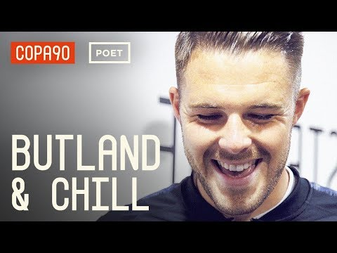 Playing UNO and Fortnite With The Squad | Butland & Chill ft. Poet