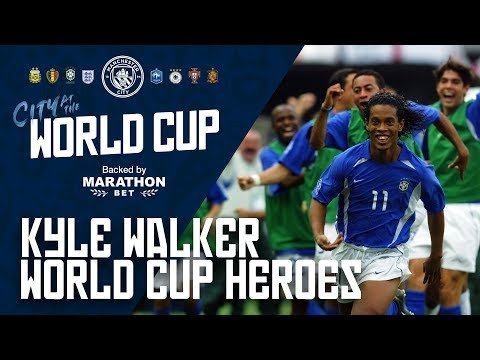 KYLE WALKER'S WORLD CUP HEROES: